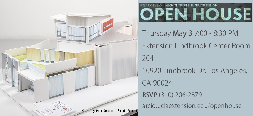 Join us for a free Information Session Open House Architecture