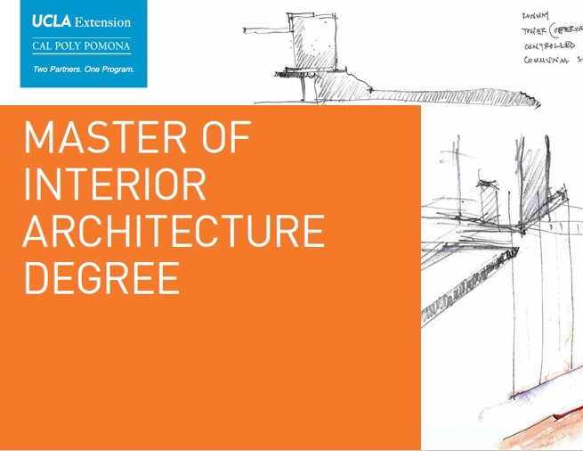Genial Master Of Interior Architecture Application Requirements