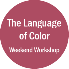Weekend Workshop_The Language of Color