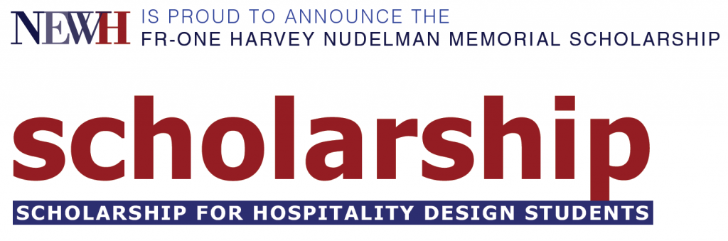 NEWH Harvey Nudelman Memorial Scholarship_2015