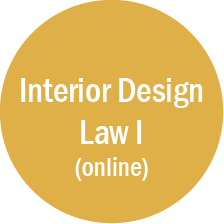 Interior Design Law I-online