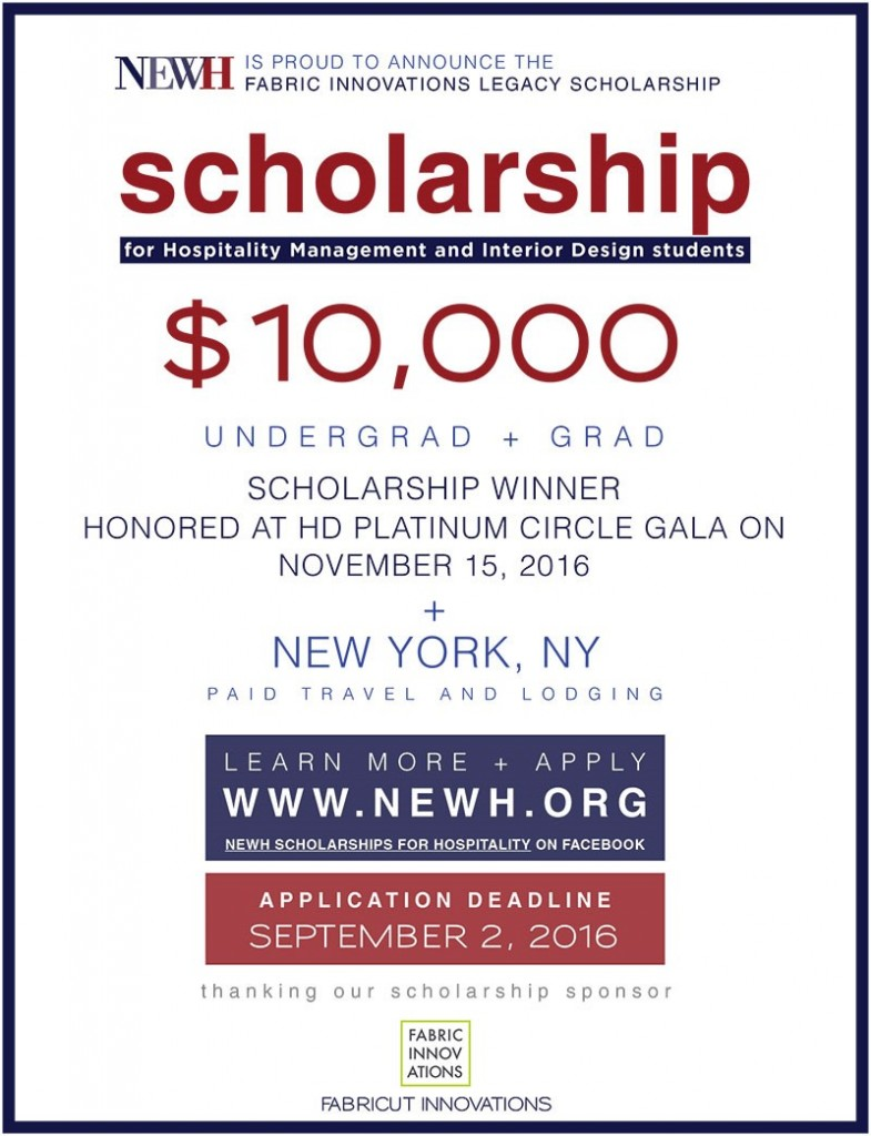 $10,000 NEW Scholarship_Sept 2016