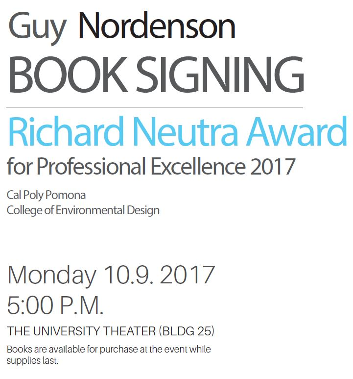 Book Signing With Guy Nordenson Architecture Interior Design