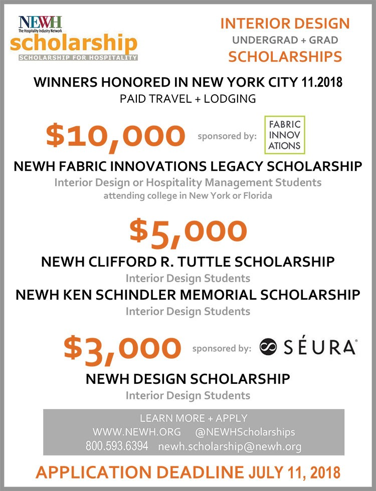 Newh Interior Design Scholarships Apply Now Architecture Interior Design