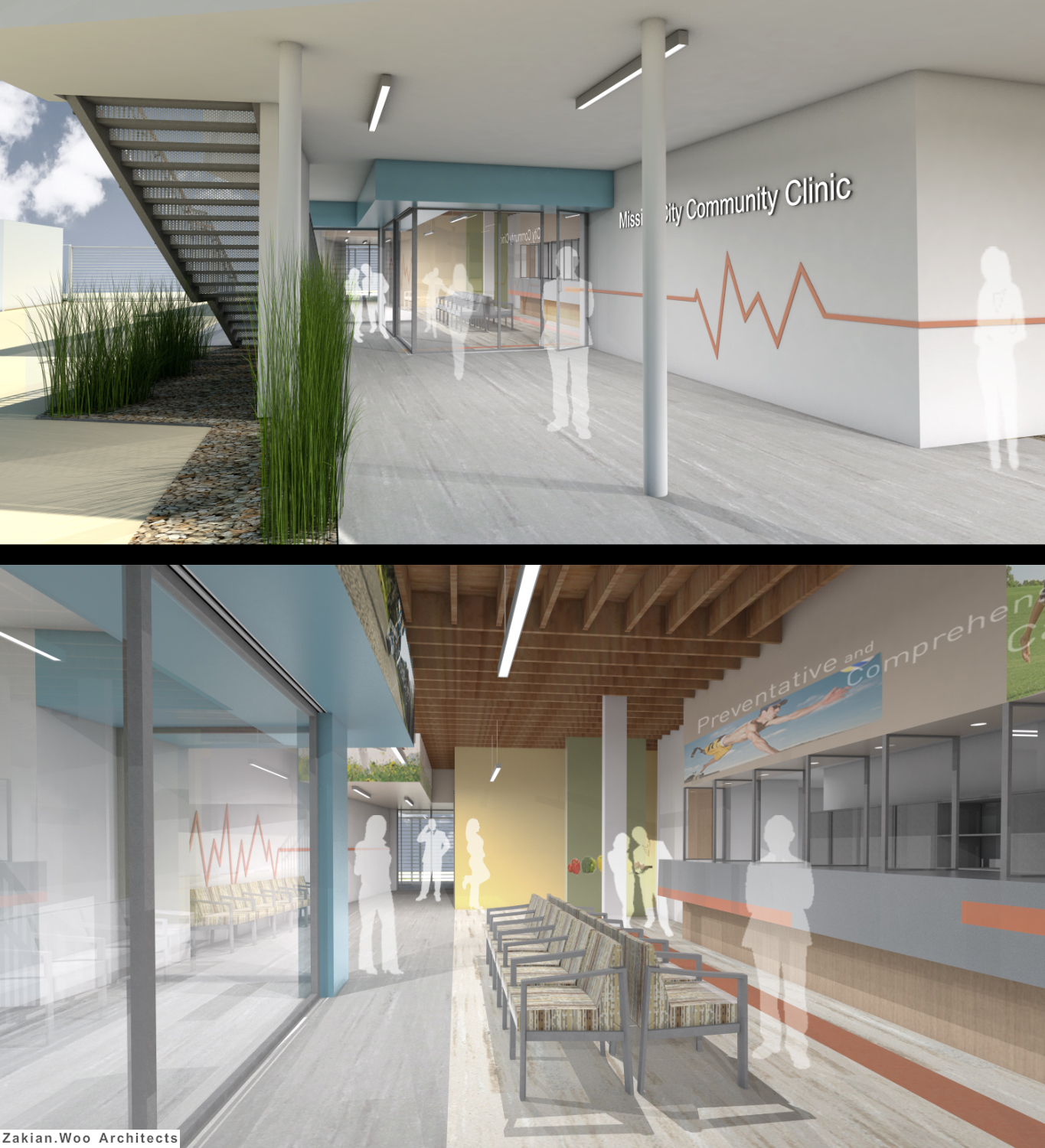 Mission City Community Network / Community Clinic / Los Angeles, CA