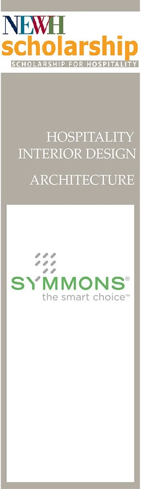 NEWH Product Design Competition Scholarship sponsored by Symmons Feb 4, 2016
